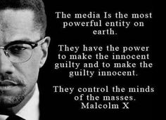 Malcolm X: Media