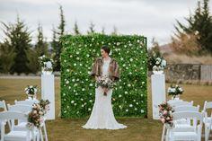 Foliage wall www.wanakaweddingflowers.co.nz Wedding Flowers, Wedding Dresses, Unique Flowers, Funeral, Special Day, Arch, Bouquet, Bloom, Wall