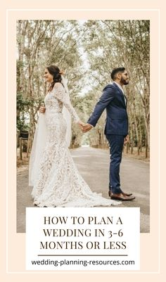 Planning a wedding in 3-6 months or less is quite a task, which is why we are here to share tips on how to manage, tackle and stay calm during your planning journey! We have compiled a comprehensive and wide range of ideas to thoroughly plan out the wedding without missing out even on minor details for your convenience. Just sit back and relax. A beautiful wedding is waiting for you in less than 12-26 weeks.
