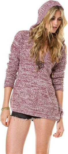 ROXY SIERRA RIDGE SWEATER > Womens > Clothing > Sweaters | Swell.com
