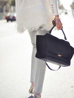 :oh how I adore white attire: