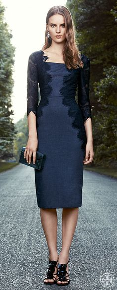 Tory Burch | Holiday Look.