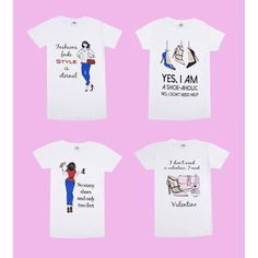 Fashion-T By Maria:  Camisetas #cool #FashionTByMaria para combinar tus #outfits #casualchic www.stylesempiter... #tshirts #fashion #madeinspain #trendy #fashionista #trends