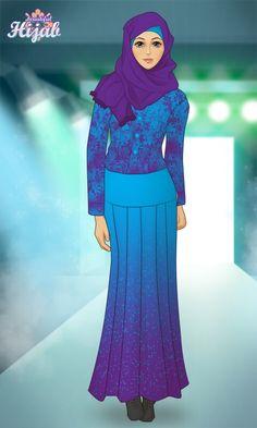 Hijab Muslim, Quotes, Fashion, Quotations, Moda, Qoutes, Fashion Styles, Fashion Illustrations, Fashion Models