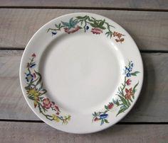 Syracuse china plate