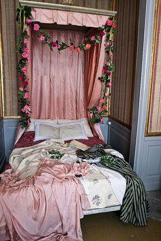 Drottningholm's Palace bedroom by Erik Anestad