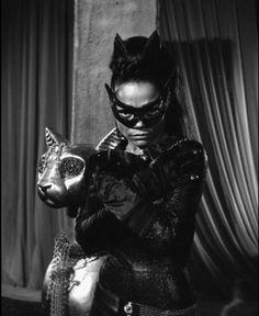 "Eartha Kitt as Catwoman  ""Batman"" (1966-68)"
