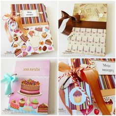 Sladké receptáre / Sweet cookbooks
