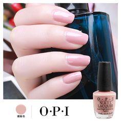 OPI nail polish Milk & Honey tea color soft pink stockings elegant nude pink nude color nail ML