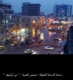 Homs , Syria