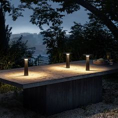 White Led Lights, Diffuser, Sidewalk, It Cast, Table Lamp, Shades, Outdoor Decor, Beautiful, Products