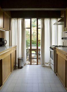 Private home of the Danish Architect Jørn Utzon (1918-2008) in Hellebæk (northern Zealand), Denmark, 1952