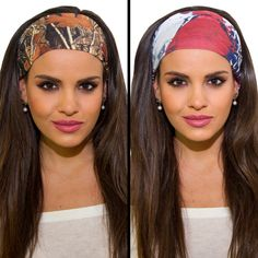 "SA Headbands are multi-use headbands that can be worn at the gym, yoga, as you fish, during outdoor activities,  or as a style accessory. You'll be amazed by how effectively it keeps hair away from your face and stays firmly in place. Use promo ""PIN70"" for 70% Off until August 7, 2015."