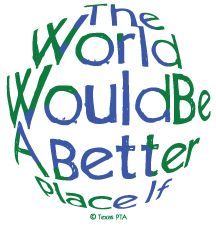 2014-2015 Reflections:  The World Would be a Better Place if...