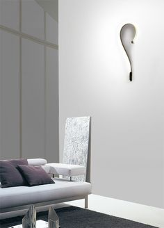 Search all products, brands and retailers of Cini&Nils, FormaLa : discover prices, catalogues and new features Led Wall Lamp, Lamp Design, Accent Chairs, Glow, Interior Design, Furniture, Collection, Search, Home Decor