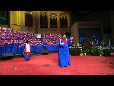 """We've Come To Praise The Lord"" - Mississippi Mass Choir"