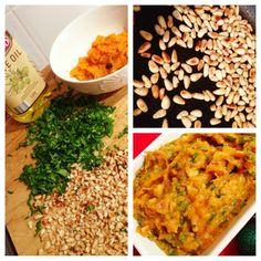 Cooking For Busy Mums: CHRISTMAS ENTERTAINING - ROASTED PUMPKIN, SPINACH & PINE NUT DIP