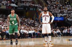 The Celtics are sending Isaiah Thomas, Jae Crowder, Ante Zizic and Brooklyn's 2018 1st-round pick to the Cavs for Kyrie #Believeland