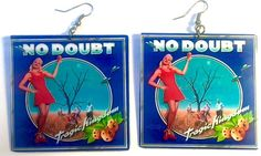 No Doubt Tragic Kingdom by CutandSoul on Etsy