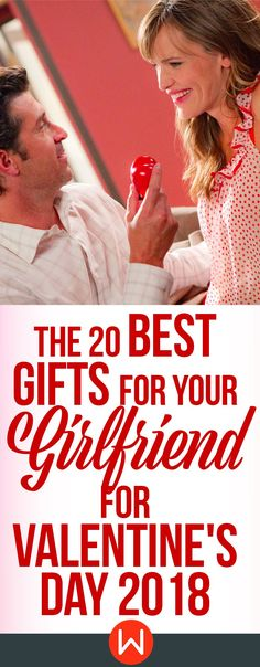 The 20 Best Gifts For Your Girlfriend For Valentine's Day 2018 We know what your girlfriend wants for Valentine's Day. Here are the best girlfriend Valentine's Day gift ideas for Valentines Day Gifts For Friends, Valentine Gifts For Girlfriend, Gifts For Coworkers, Gifts For Teens, Gifts For Husband, Boyfriend Birthday, Valentines Diy, Love Gifts, Best Gifts