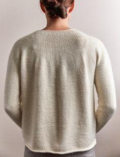 Purl Soho Top-Down Circular Yoke Pullover Pattern, pdf Sweater Knitting Patterns, Cardigan Pattern, Knit Patterns, Baby Knitting, Knitting Designs, Purl Soho, Baby Sweaters, Knitting Projects, Knit Crochet