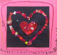 Check out student artwork posted to Artsonia from the PreK Valentines project gallery at Riverdale Public. Kindergarten Art Lessons, Art Portfolio, Lesson Plans, Public, Museum, Vibrant, Valentines, Student, Gallery