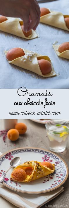 Oranais aux Abricots frais