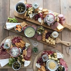 I Love Food, Good Food, Yummy Food, Party Food Platters, Happy Kitchen, Snacks Für Party, Recipes From Heaven, High Tea, Tapas