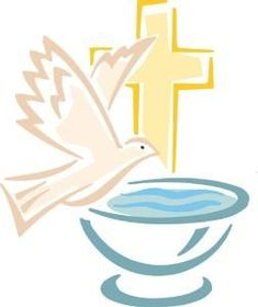 baptism cross free clipart silhouette pinterest cricut faith rh pinterest com baptism clipart free download baptism clipart free