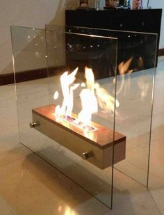 1000 images about chimeneas y calefacciones on pinterest - Etanol para chimeneas ...