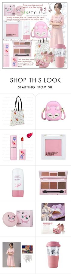 """""""Show us your New Year Beauty Essentials"""" by mediteran ❤ liked on Polyvore featuring BeiBaoBao"""