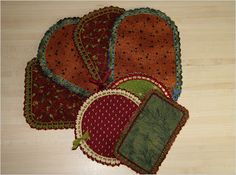 Rugs.  Chrystal's Designs: Tutorials 1:12th Scale