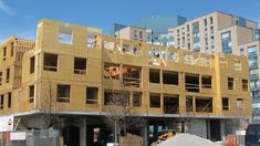 Nordic Structures | nordic.ca | Engineered Wood | Projects | Structures | Peel Youth Village