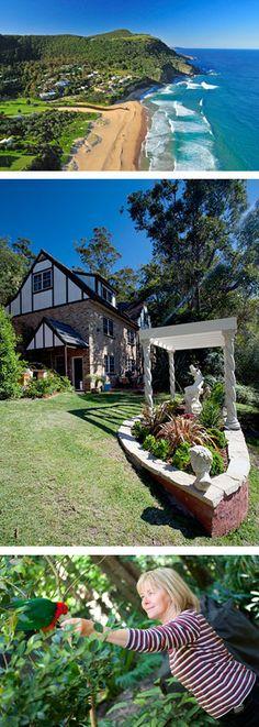 Tudor Lodge 3 Old Coast Rd, Stanwell Park NSW 2508  (02) 4294 4899  · tudor-lodge.net