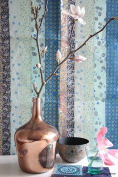 HKliving copper vase