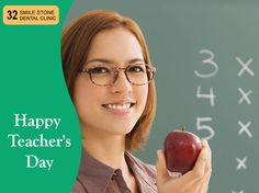 32 Smile Stone Dental Clinic wish you  #Happy_Teacher's_Day- http://www.dentistindelhi.co.in
