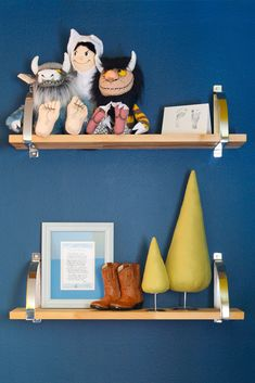 Must have where the wild things are dolls for Max's nursery!