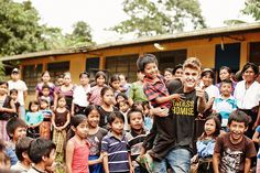 2013 Justin Bieber Pencils of Promise Guatemala