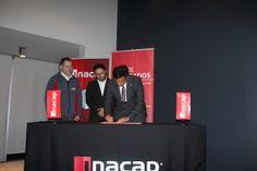Firma conformación CÍrculo de Exalumnos Empresarios INACAP Concepción-Talcahuano