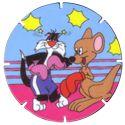 Tazos > Walkers > Looney Tunes 15-Sylvester.