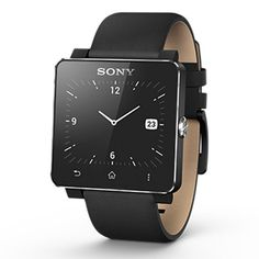 What time is it? Time to get this @Sony Electronics Smartwatch 2. Inspector Gadget would approve!