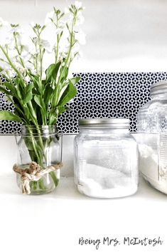Vinyl Adhesive Backsplash | Being Mrs McIntosh Cozy Home Decorating, Diy Home Decor, Decorating Ideas, Diy Furniture Projects, Home Projects, Adhesive Backsplash, Adhesive Vinyl, Cozy House, Living Room Decor