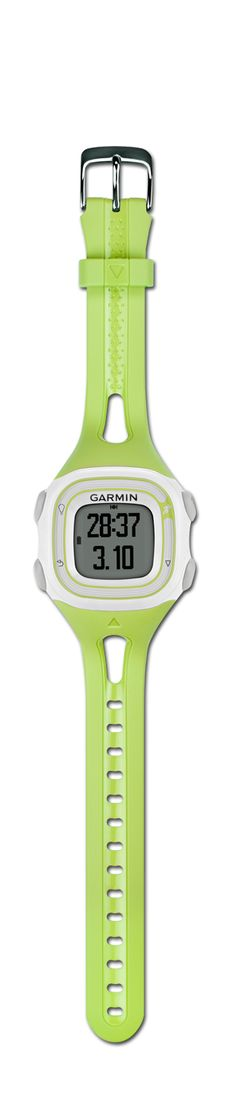 Forerunner 10 GPS Running Watch $130 I want this! My phone GPS is NOT accurate!