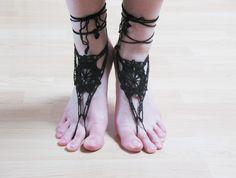 Fußschmuck aus feinstem Garn | bennelle