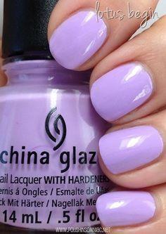 China Glaze Lotus Begin