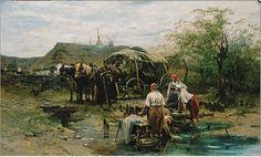 Praczki, 1882