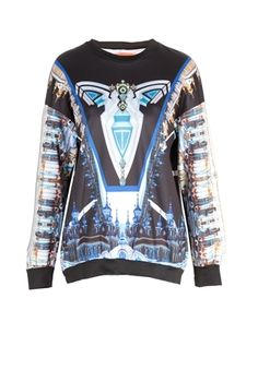 Oxygen | Clover Canyon Crystal Palace Jumper