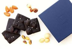 Have you had a taste of our Assorted Nuts Box yet? Our Bittersweet Chocolates encase lightly toasted nuts to bring home that warm summer flavor. http://pocodolce.com/products/assorted-nut-box-tiles  Order Next-Day Shipping by 2pm tomorrow and get our chocolates by Father's Day, guaranteed. Otherwise, this is the perfect box to enjoy all summer long.