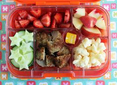 The Week in Bentos: Camp Lunches 2015 #4