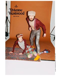 Vivienne Westwood Fall/Winter 2012 Campaign